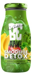 BeRaw - Smoothie Detox - Purella Superfoods - 250 ml