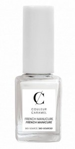 Couleur Caramel - French manicure - White 01 - 11 ml