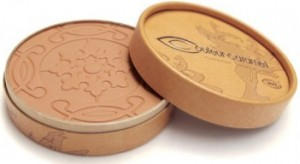 Bronzer matowy do modelowania twarzy - 25 Golden Brown - Couleur Caramel - 8,5 g