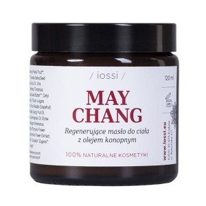 Masło do ciała - May Chang - Iossi - 120 ml