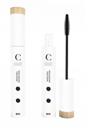 Couleur Caramel Mascara Backstage 33 - Bordowy Tusz do rzęs - Multiefekt - 6 ml Jagodowy Sklep